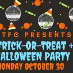 NTFC Halloween Party