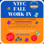 Come to Our Fall Work-In!